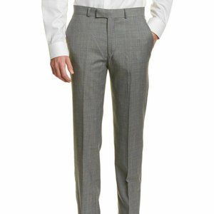 Kenneth Cole New York Men's Wool Blend Dress Pants
